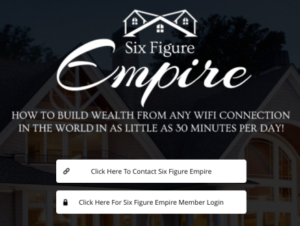 six figure empire