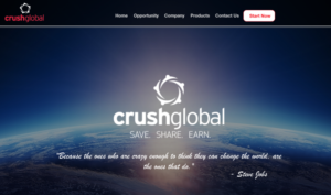 crush global