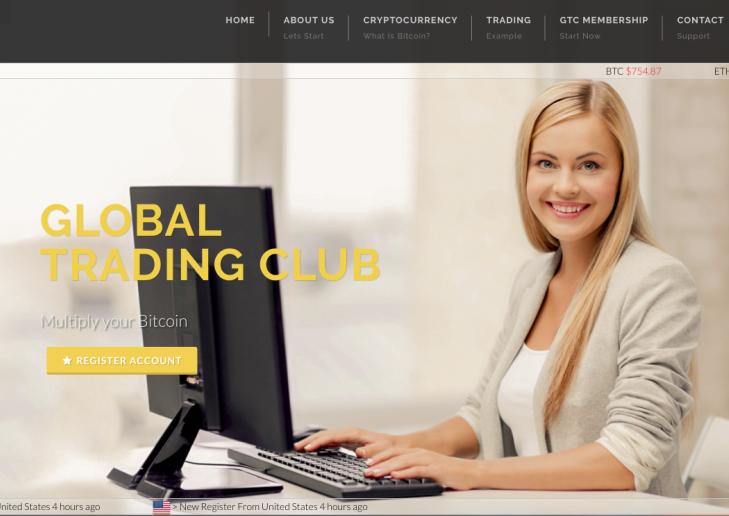 global trading club comentarii unde să începeți tranzacționarea opțiunilor binare